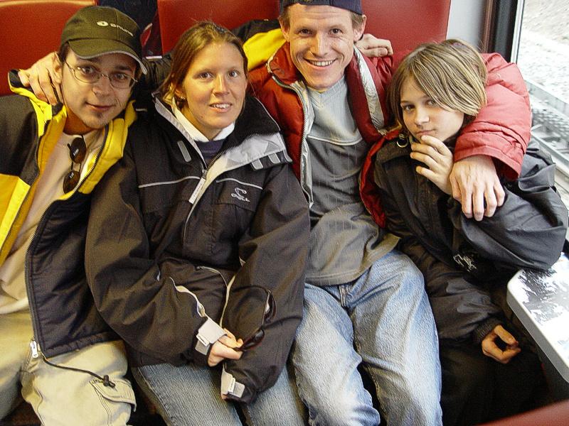 Foto von Donnerstag, 08.04.2004