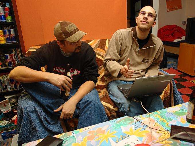 Foto von Samstag, 20.01.2007